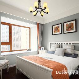 美式-卧室设计