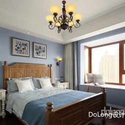 美式--卧室设计