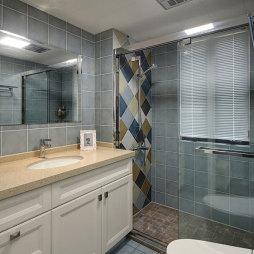 美式-卫浴设计
