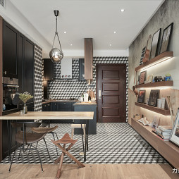 混搭-厨房设计