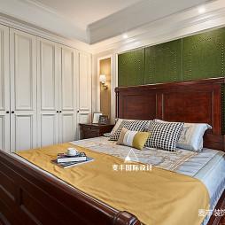 美式琥珀臥室設計