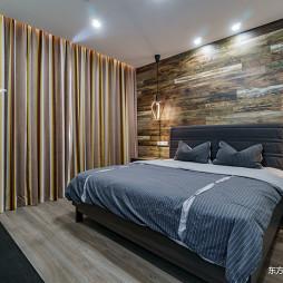混搭简约卧室设计