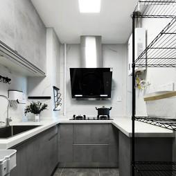 简洁的厨房设计