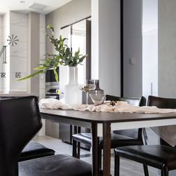 开放式现代简约餐厅设计