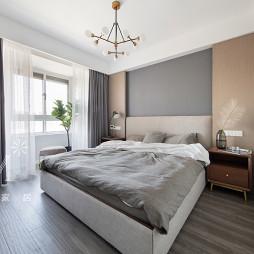 卧室现代简约设计