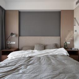 舒服的客房现代简约设计