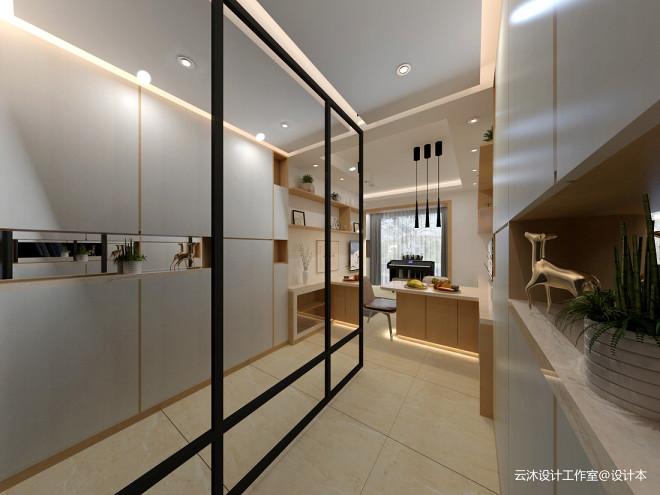 上海原木简约住宅_3399132