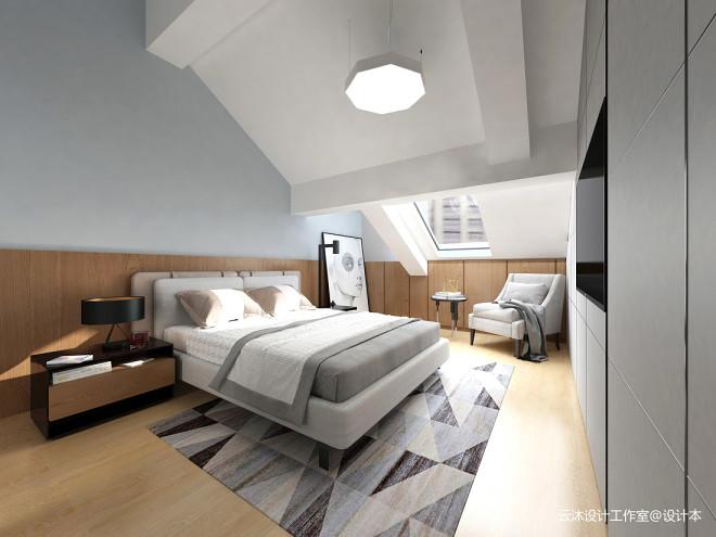 上海简约复式住宅_3399155