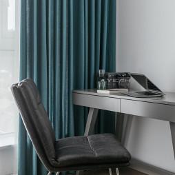 简约风格之绿地晶萃卧室办公桌设计图