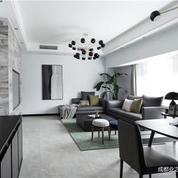 现代客厅的设计
