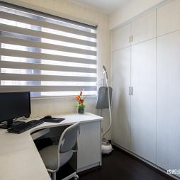 现代风格之喜悦美湖房间办公桌设计图