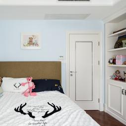 混搭风格之橙黄橘绿儿童房间