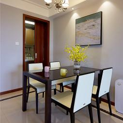 现代风格之小空间大魅力餐饮客厅设计图
