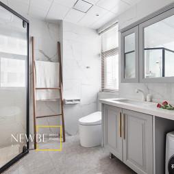 中式风格浴室设计图