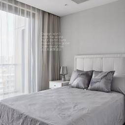 美式风格灰色调房间