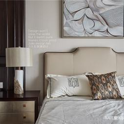 美式风格温馨小房间
