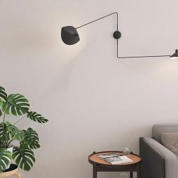 北欧风格客厅绿植物细节设计图