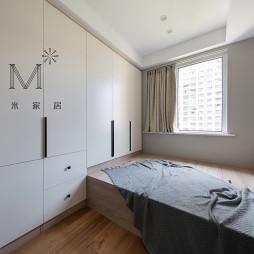 现代风格客人房设计图