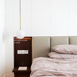 大气的现代主卧室设计图