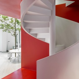 肇庆美的公园楼梯设计图