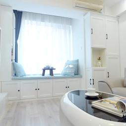 简约的现代风格小户型休闲区设计