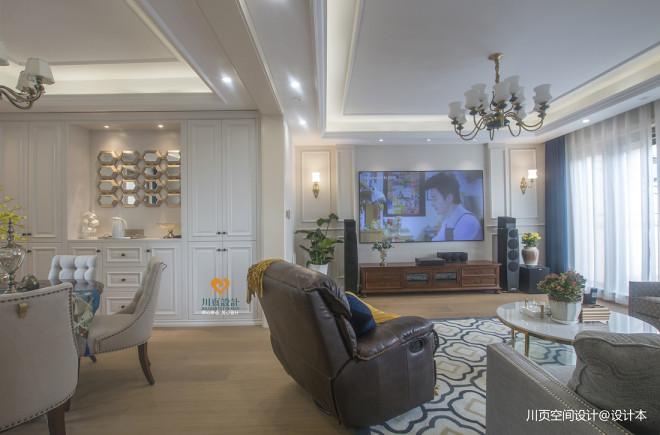 舒适的美式四居室卧室设计