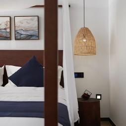 视觉系混搭风格精品酒店卧室设计