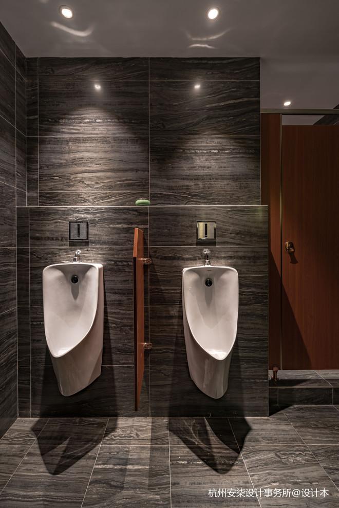 禅意的混搭风格卫生间设计
