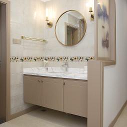 灵动的中式风格卫浴设计