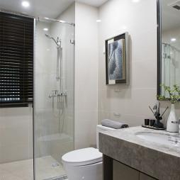 好看的混搭风格展示空间卫浴设计