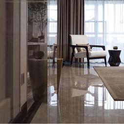 大气的现代风格豪宅客厅设计