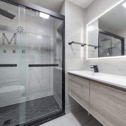 简约的现代北欧风格浴室设计