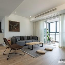 三居简约客厅设计