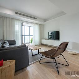 简约风格的客厅设计