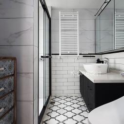 二居美式卫浴设计