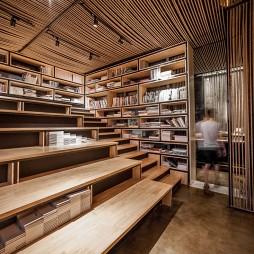 办公工作室楼梯设计