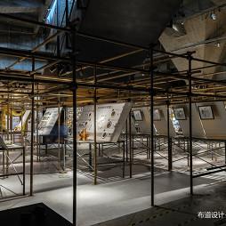矩阵藏羌 | 国家艺术基金项目展厅设计图