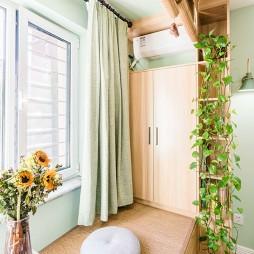 小户型住宅阳台设计