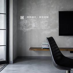 三居简欧客厅设计