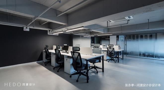 九鼎医管办公区域设计