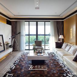 四居简约客厅设计
