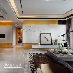 四居住宅简约客厅设计