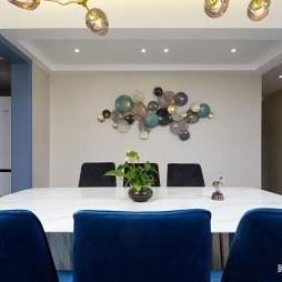 三居家装住宅餐厅设计