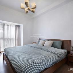 简单朴素的卧室