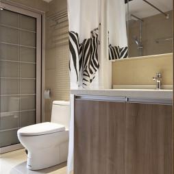 二居住宅卫浴设计
