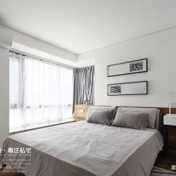 三居住宅卧室设计
