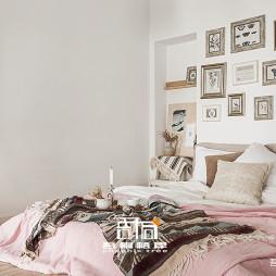浪漫的粉色卧室设计