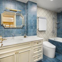 轻奢复古卫浴设计