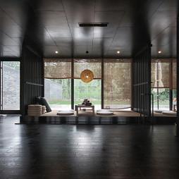 民宿酒店茶室设计