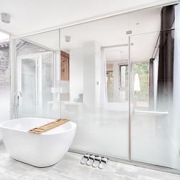 民宿酒店卫浴设计